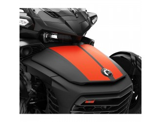 Can-am  Bombardier Hood Stripes Decal Kit for All Spyder F3 models