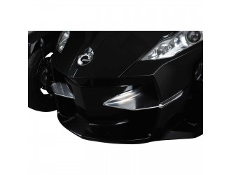 Can-am  Bombardier Lower Spoiler Trims for Spyder RT 2013 and prior