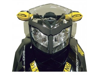 Can-am  Bombardier Parbriz ingust si kit deflector lateral (REV-XP)