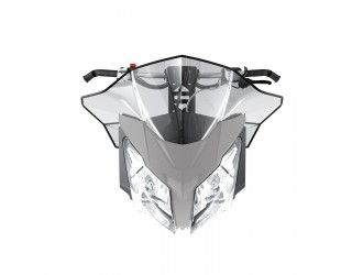 Can-am  Bombardier Sport Performance Flared Windshield - Medium (REV-XM, XS)