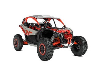 Can-Am Maverick X rc Turbo RR '21