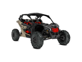 Can-Am Maverick X RS SA Turbo RR '21