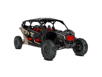 Can-Am Maverick MAX X rs Turbo RR '21