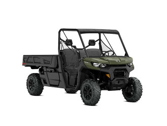 Can-Am Traxter PRO DPS HD10 21