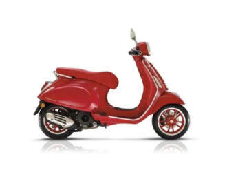 Vespa Primavera 50 Red '21